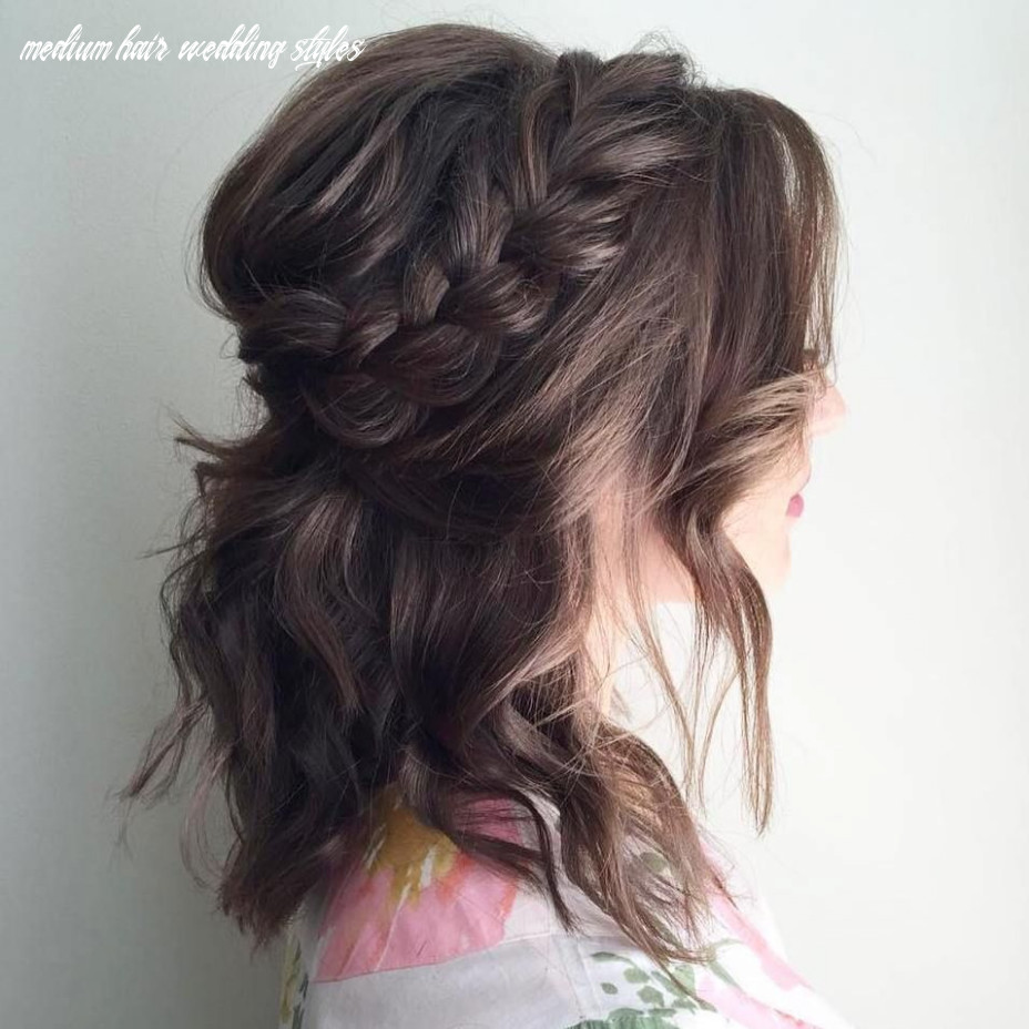 10 Special Occasion Hairstyles | Wedding hairstyles for medium ...