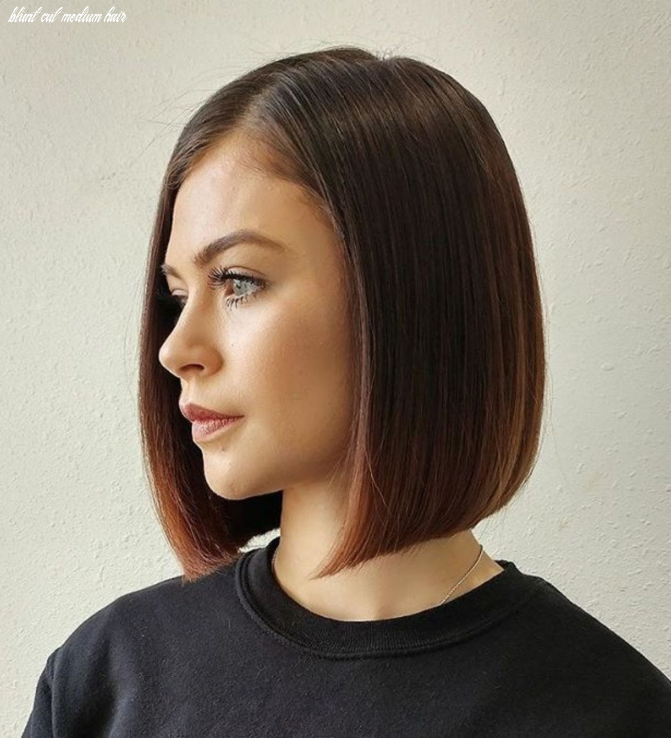 10 spectacular blunt bob hairstyles   blunt bob hairstyles, long