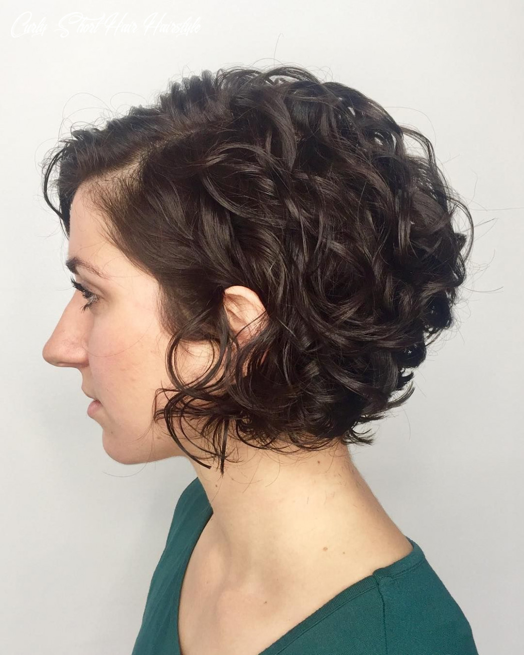 10 stunning curly short haircuts july 10 ig collection | short
