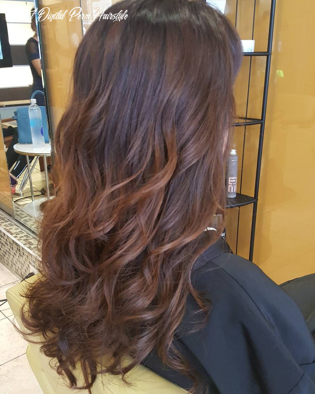 10 stunning digital perm hairstyles — perfect waves with a digi