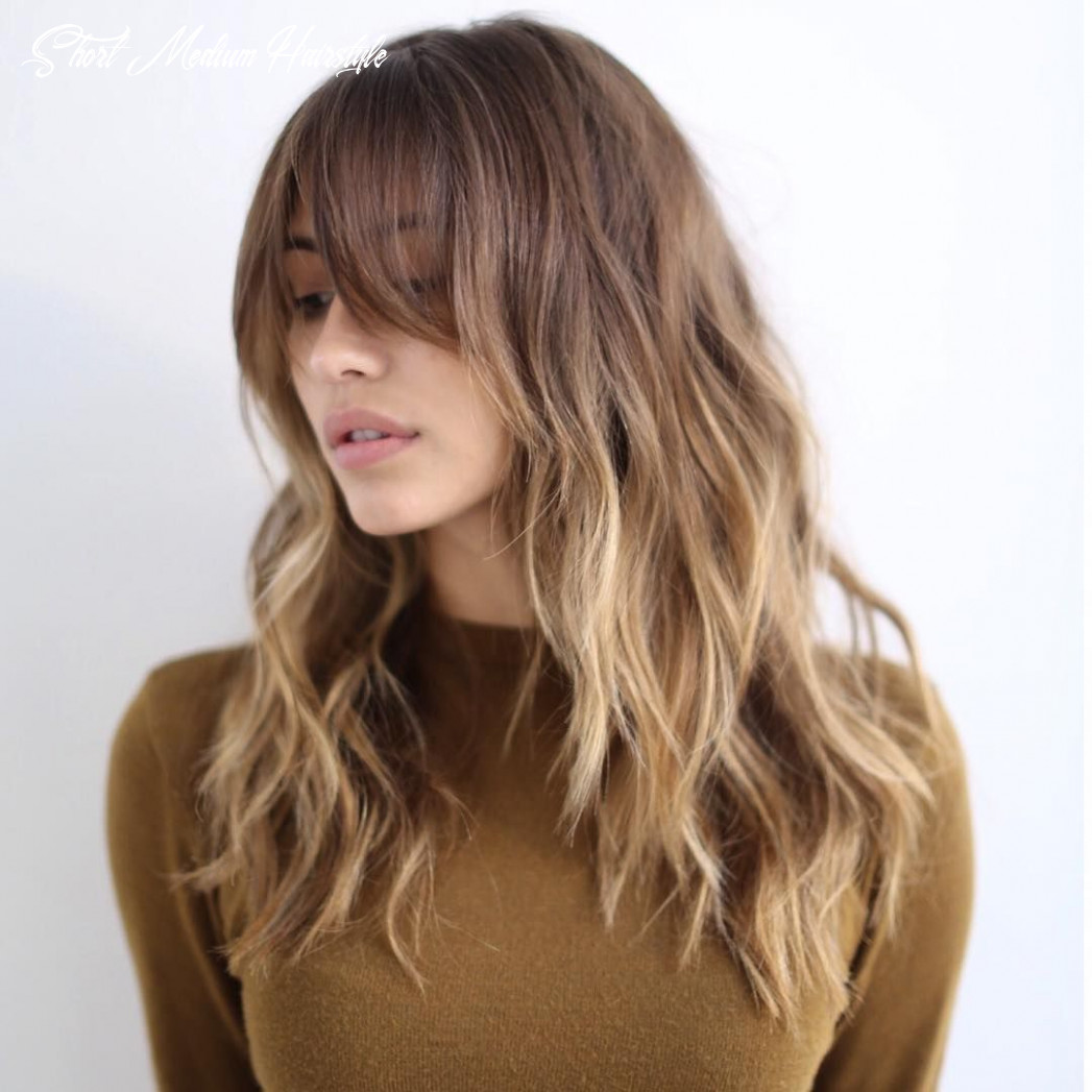 10 stunning hairstyles & haircuts with bangs for short, medium