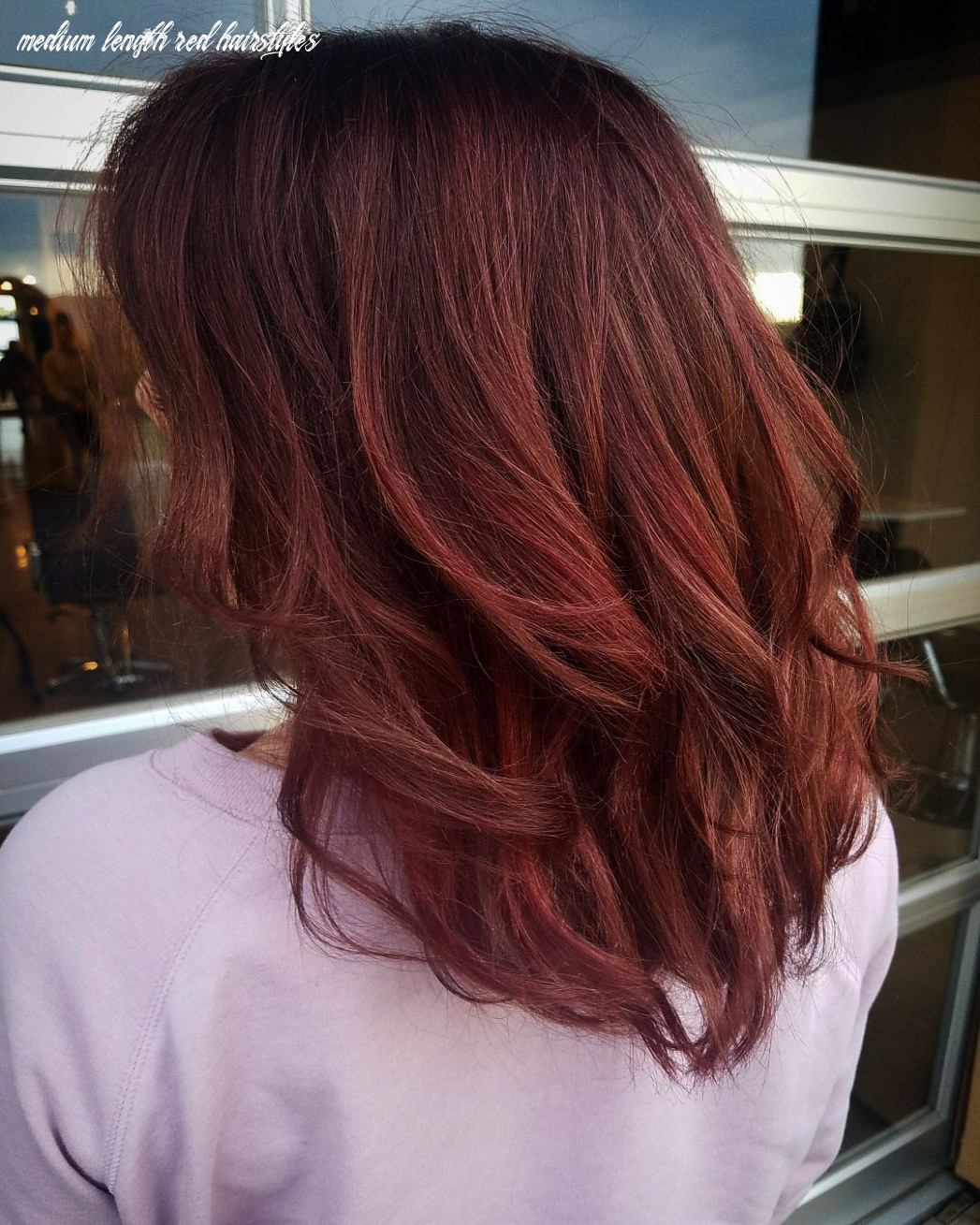 10 stunning red hairstyles for women page 10 of 10   medium
