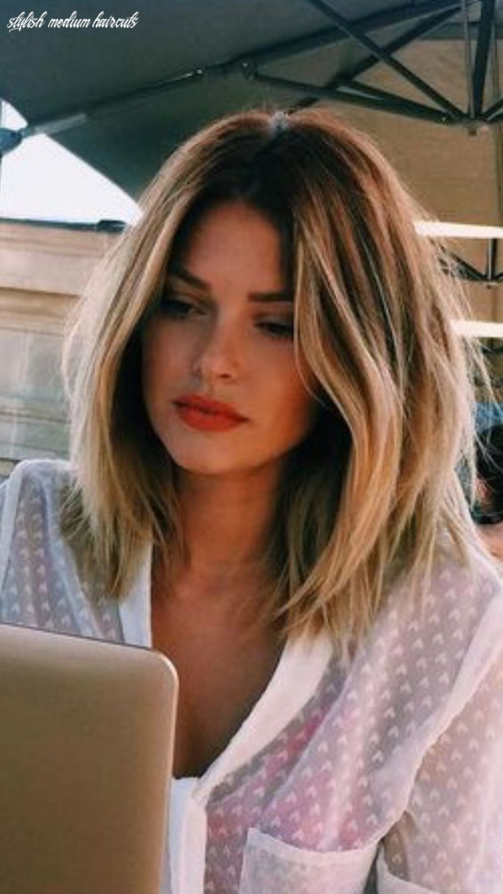 10 stylish medium ombre hairstyles ideas for women this year