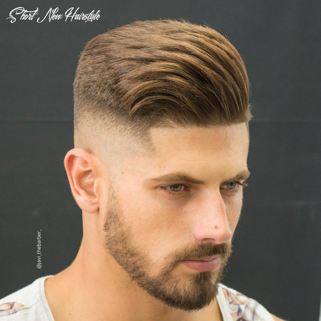 10 stylish short hairstyle for men   royal fashionist short new hairstyle