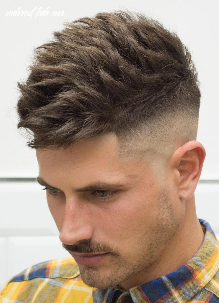 10 Stylish Undercut Hairstyle Variations to copy in 10: A ...