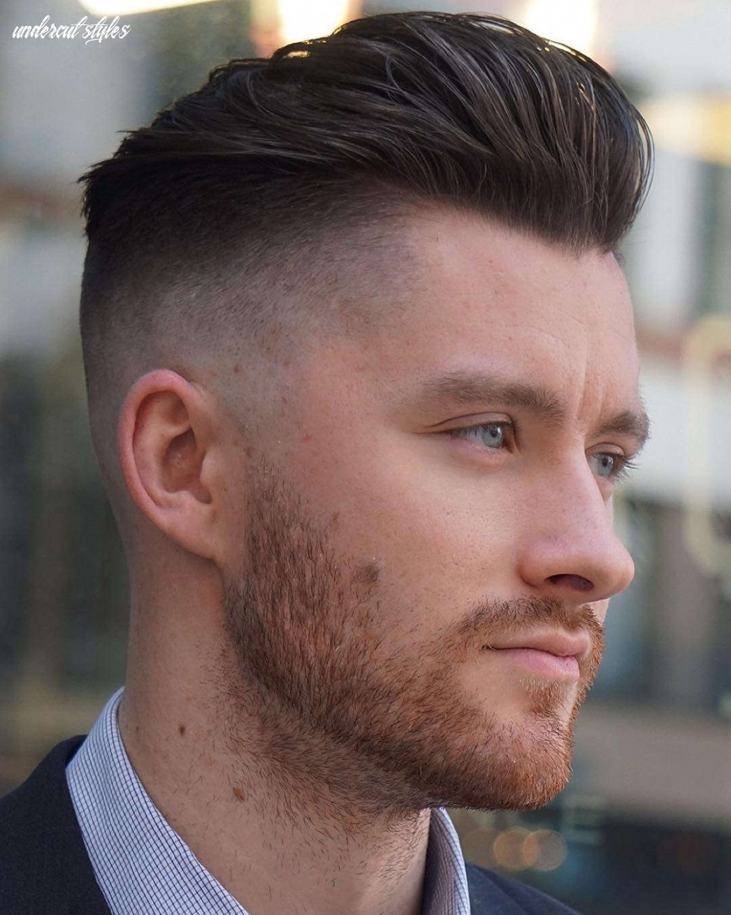 10 stylish undercut hairstyle variations to copy in 10: a