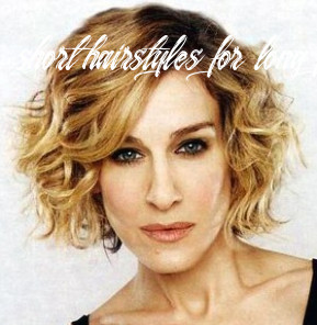 10 super chic hairstyles for long faces to break up the length short hairstyles for long faces over 40
