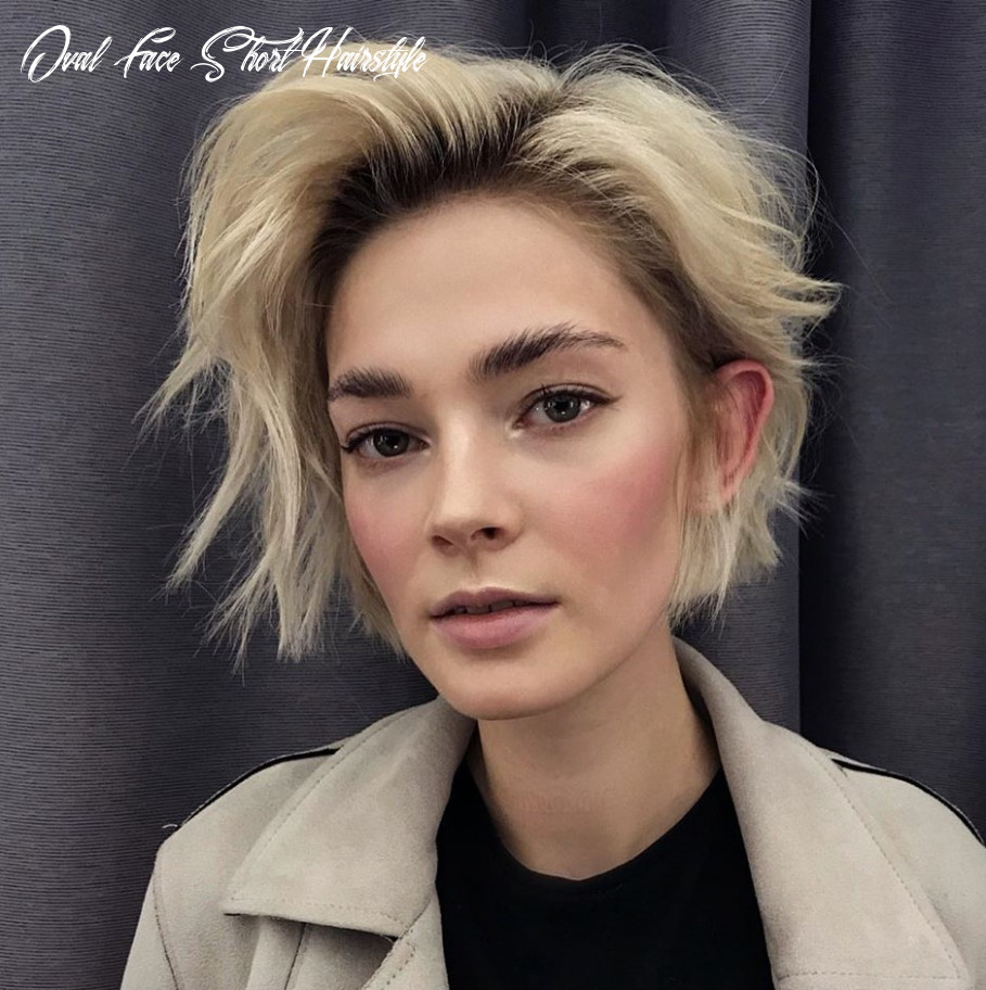 10 super flattering haircuts for oval faces hair adviser oval face short hairstyle