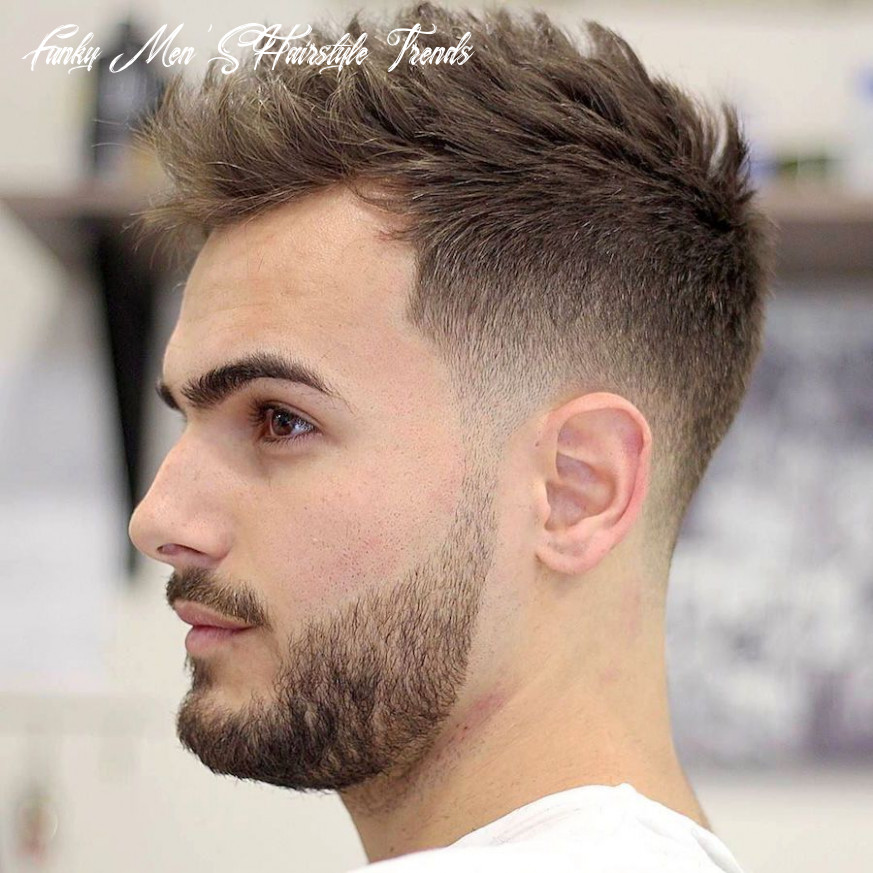 10 textured haircuts hairstyles for men (super cool) | balding