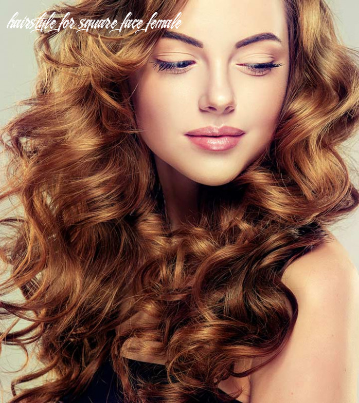 10 top hairstyles for square faces hairstyle for square face female