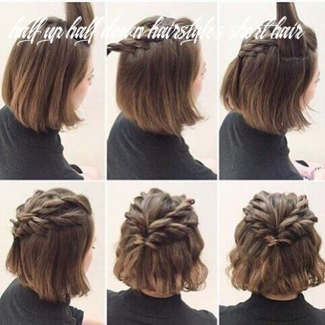 10 trending short hair styles | cheveux courts, coiffure facile