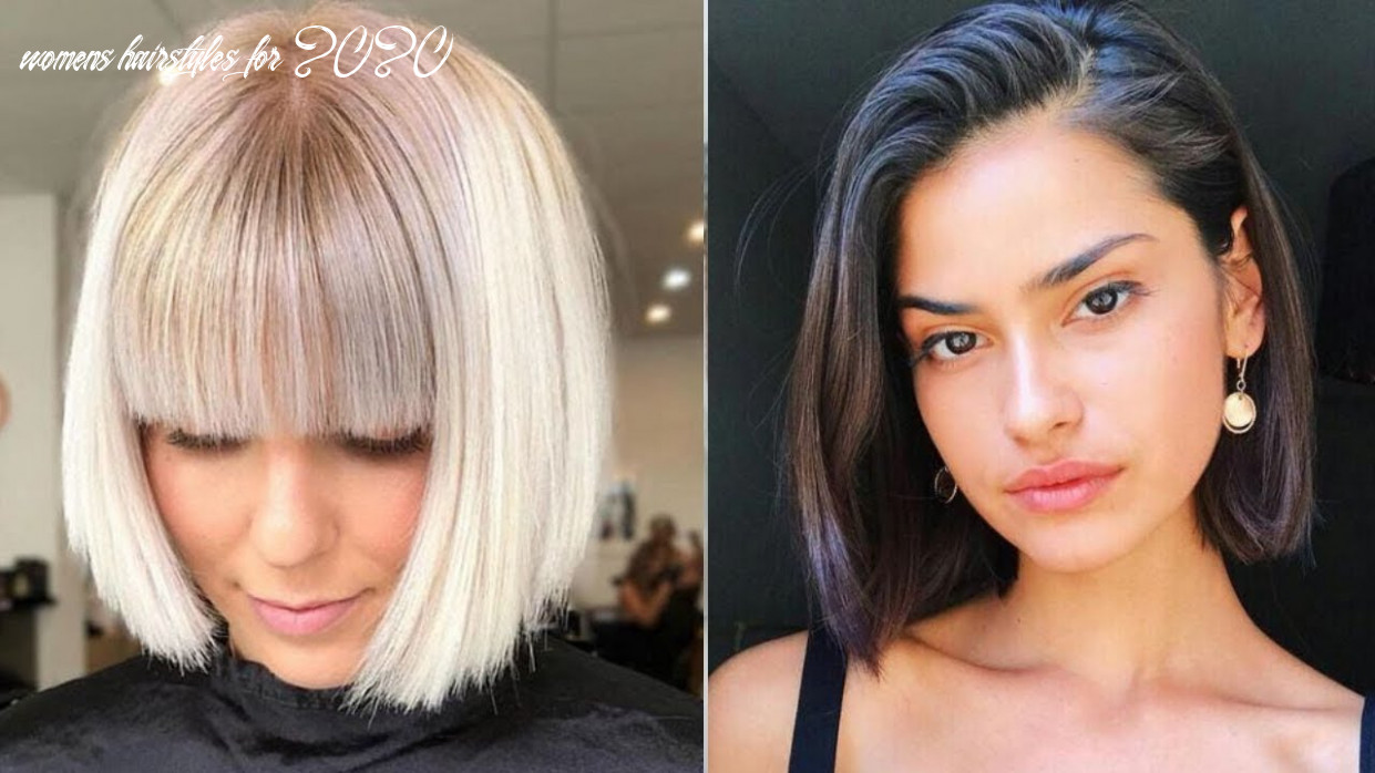 10 trendy haircut ideas womens hairstyles for 2020