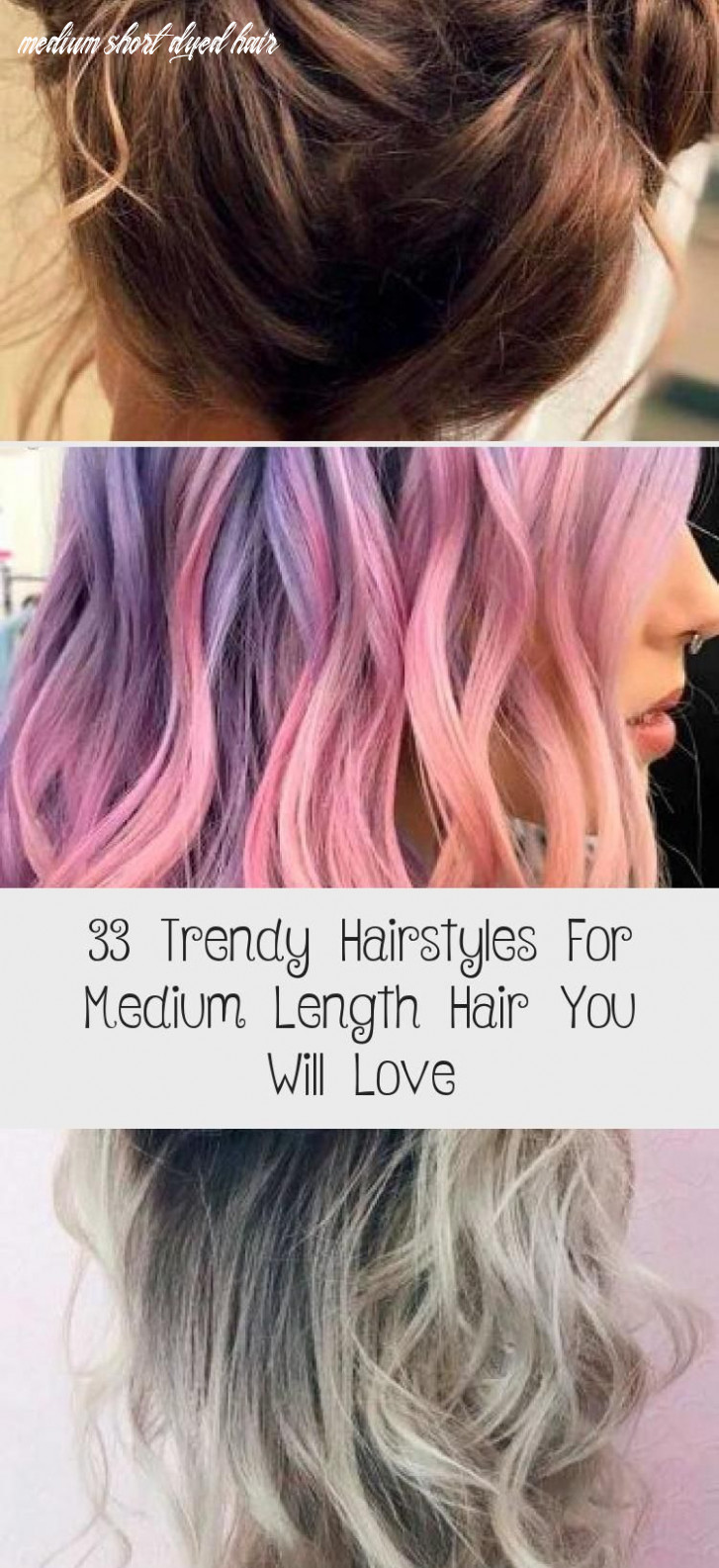 10 trendy hairstyles for medium length hair you will love in 10