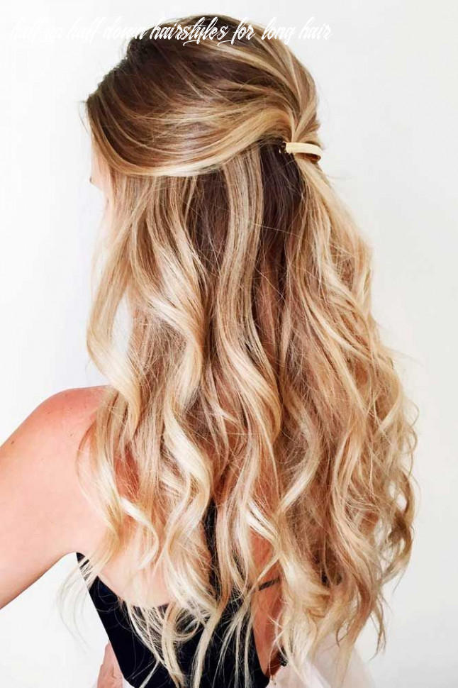 10 trendy long hairstyles: get the most from your hair | down