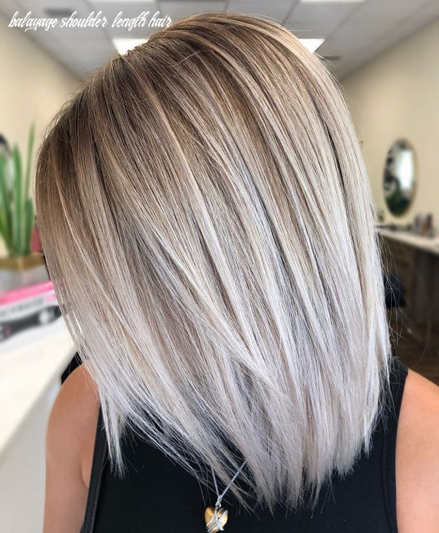 10 trendy ombre and balayage hairstyles for shoulder length hair
