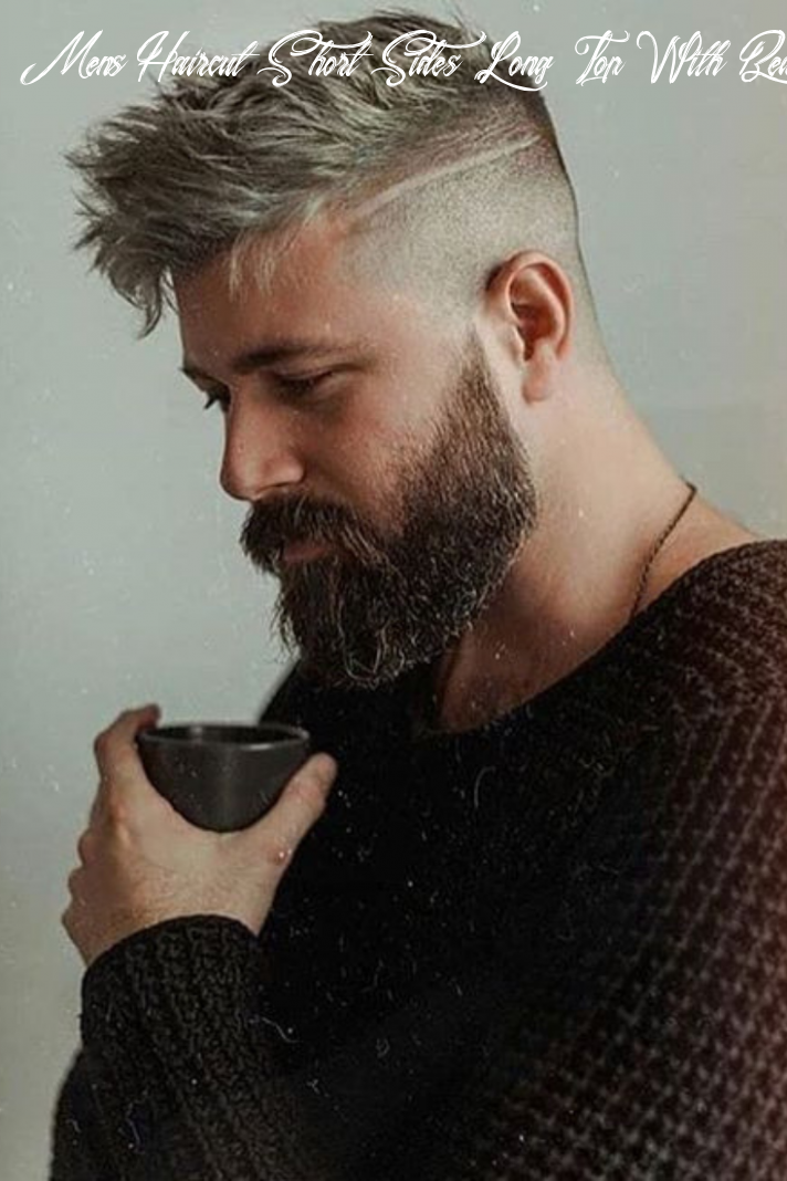 10 trendy short sides long top hairstyles | mens hairstyles with
