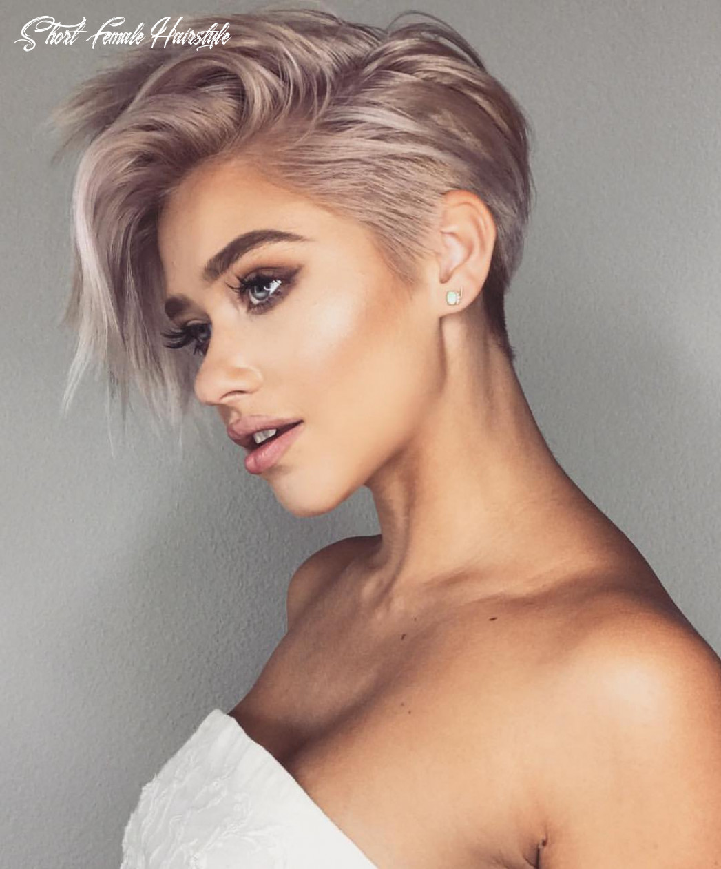 10 trendy very short haircuts for female, cool short hair styles 10 short female hairstyle