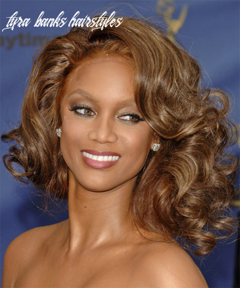 10 tyra banks hairstyles, hair cuts and colors tyra banks hairstyles