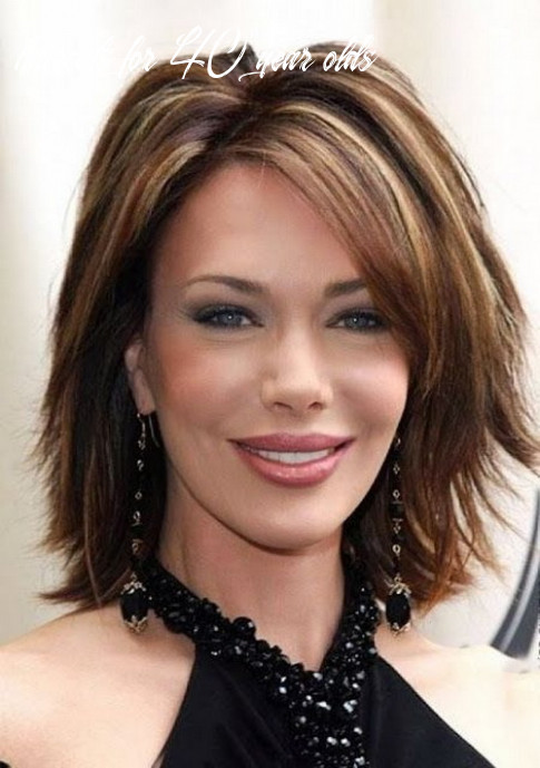 10 unbeatable haircuts for women over 10 to take on board in 10 haircuts for 40 year olds