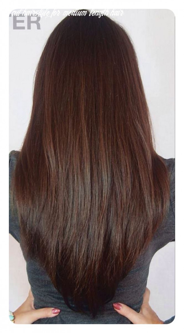 10 v cut and u cut hairstyles to give you the right angle u cut hairstyle for medium length hair