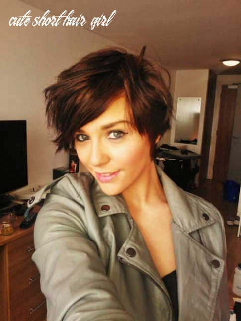 10 very cute short hair cute short hair girl