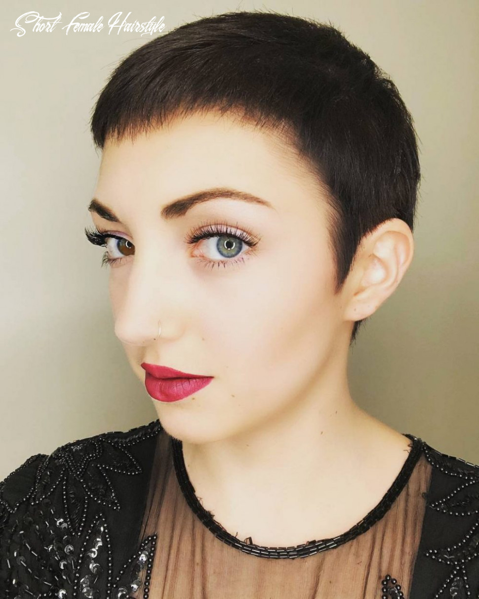 10 very short haircuts for women trending in 10 short female hairstyle