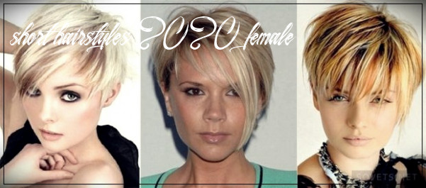 10 women haircuts for short hair 10 10: for all face shape
