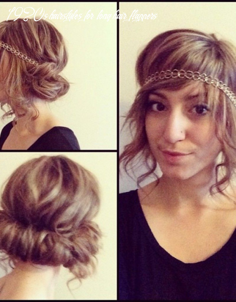 10s hairstyles for long hair flappers over 10 how to do