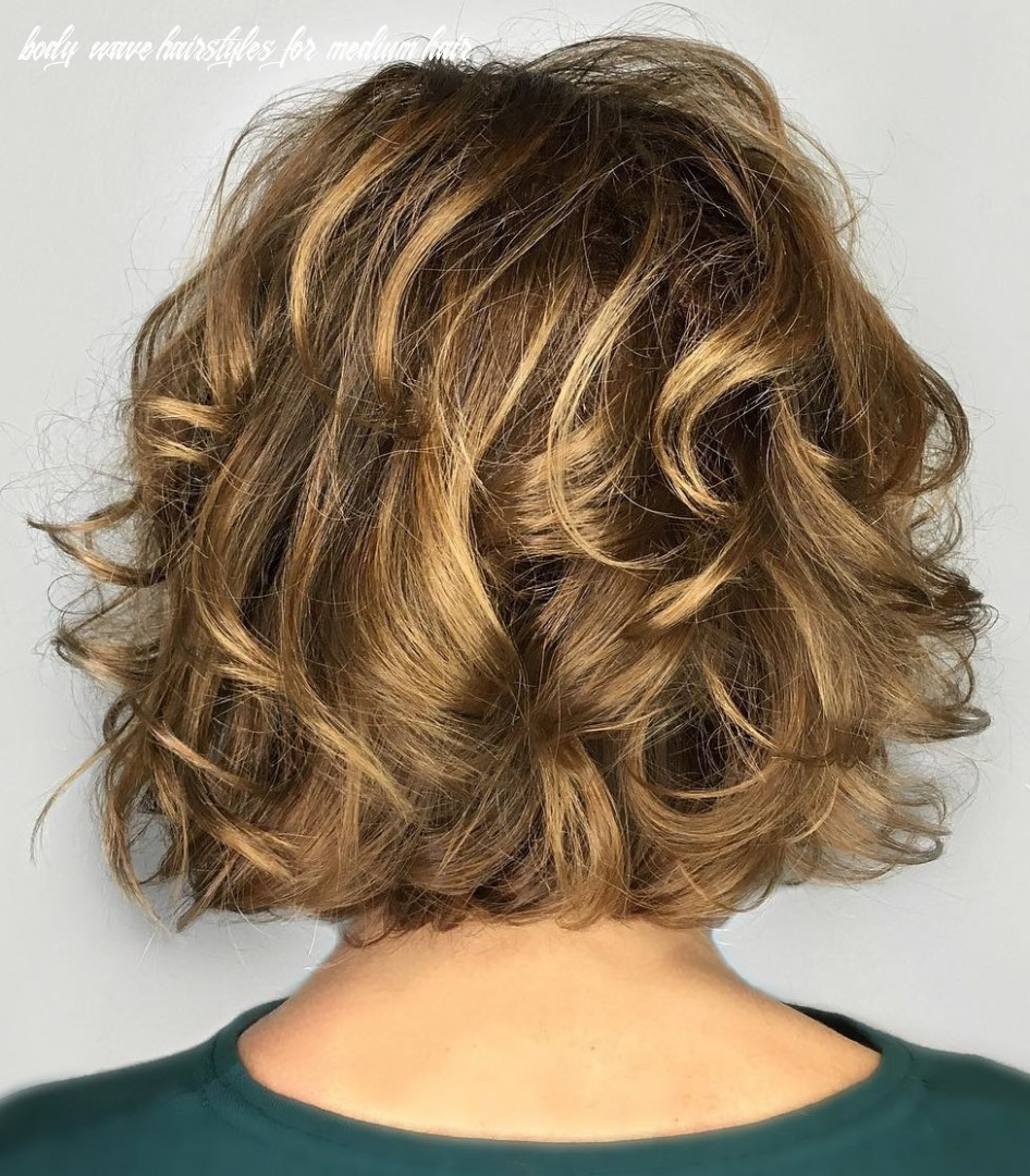11 absolutely new short wavy haircuts for 11 hair adviser body wave hairstyles for medium hair