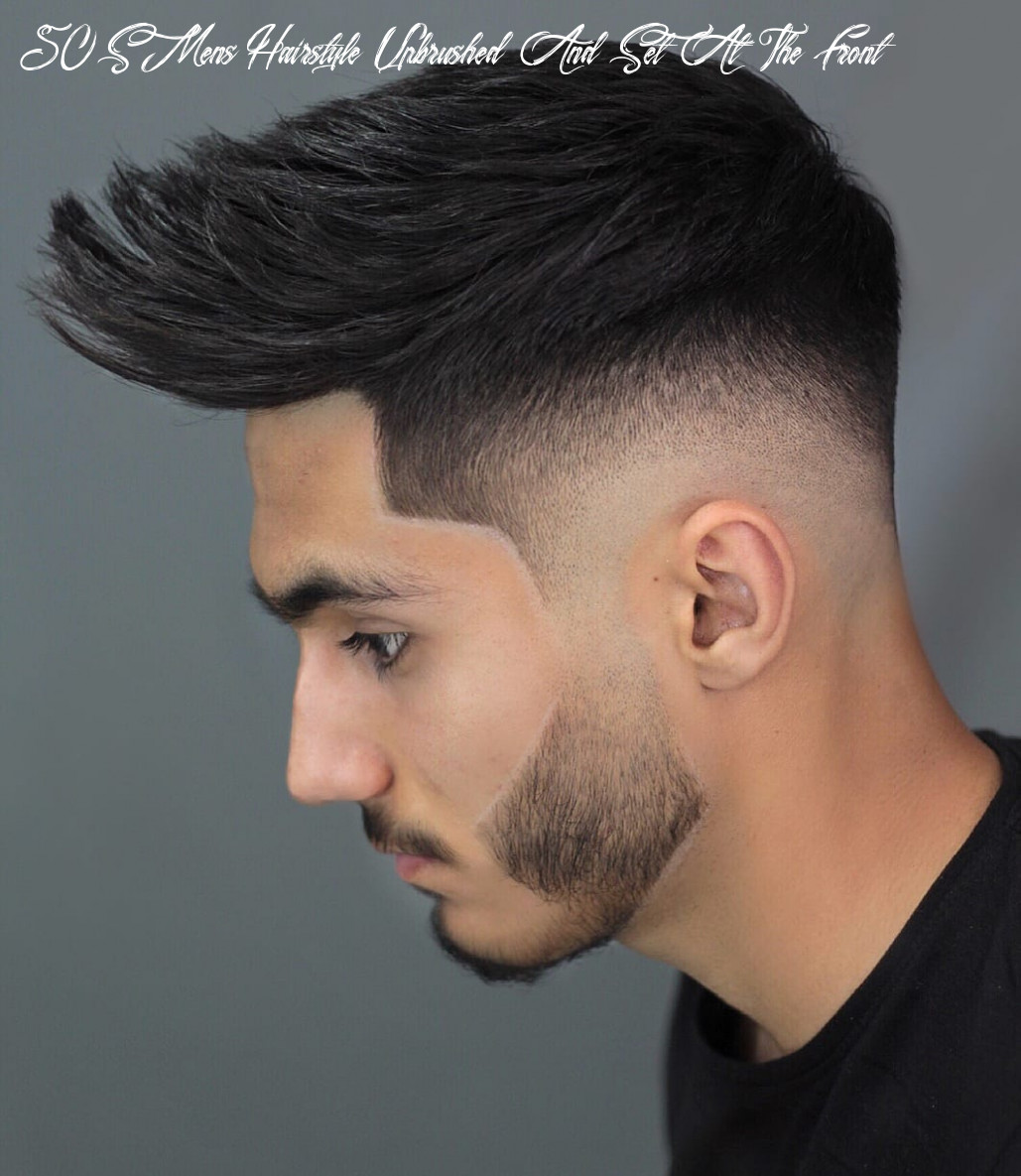 11 Adventurous Brush Up Hairstyle Ideas + How to Cut & Style