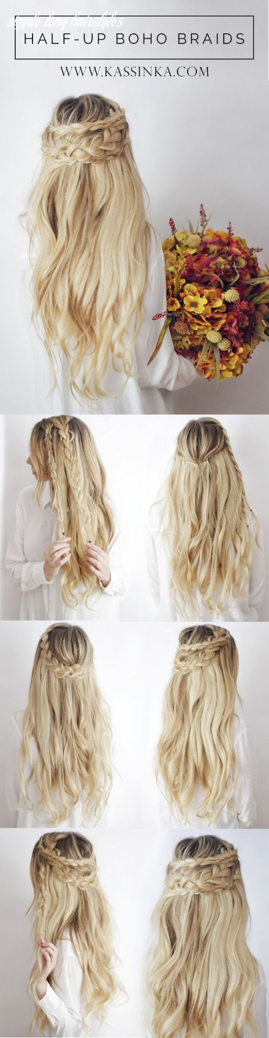 11 amazing long hairstyles & cuts 11 easy layered long hairstyles simple long hairstyles