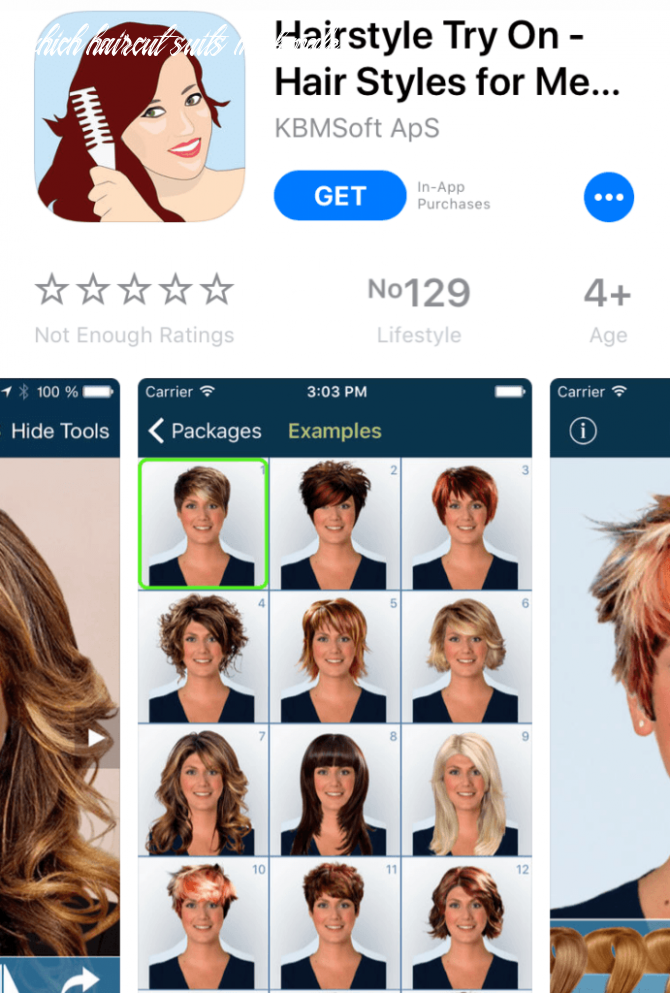 11 apps to know the best hairstyles for your face shape which haircut suits me female