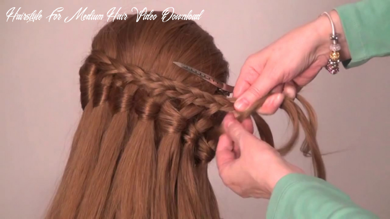 11+ Astonishing Long Hair Style Video Download Photos | Hair style
