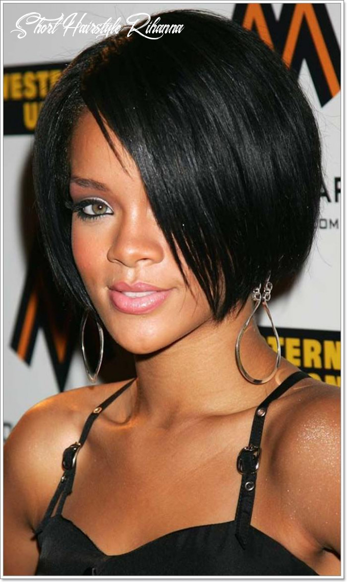 11 awesome hairstyles inspired by rihanna short hairstyle rihanna