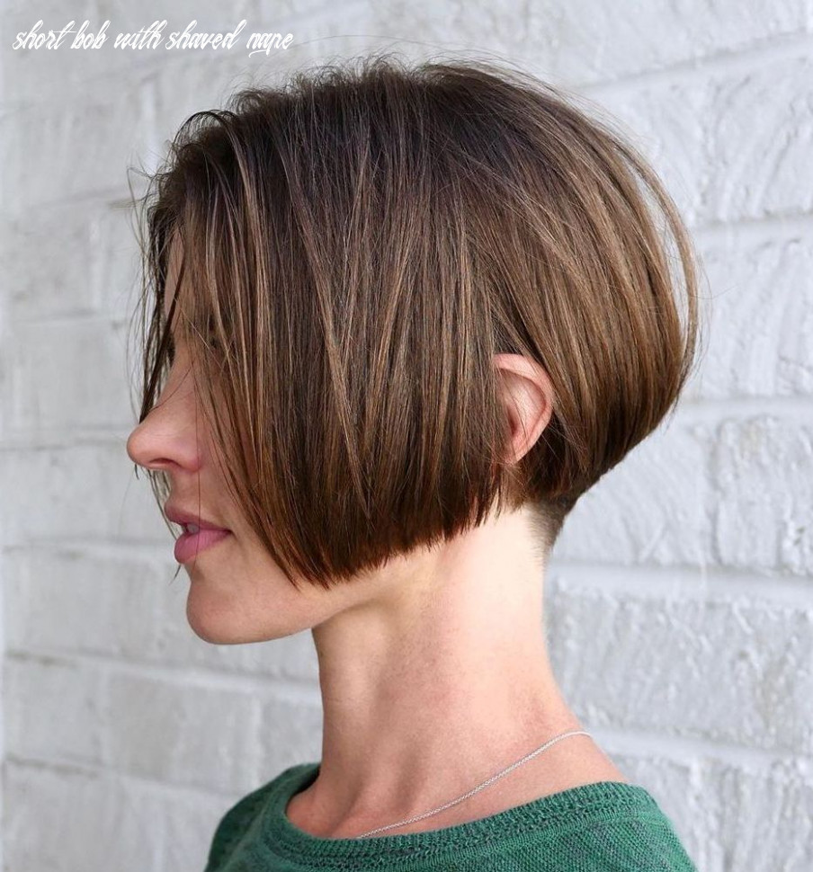 11 Badass Undercut Bob Ideas You CAN'T Say No To - Hair Adviser