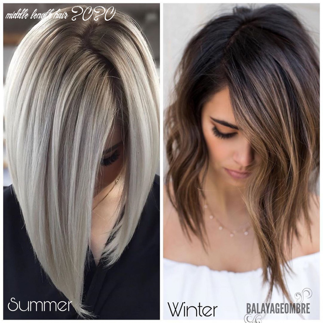 11 balayage and ombré hairstyles for shoulder length hair 11