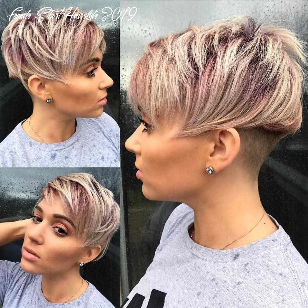 11 beautiful short hair for girls 11 » pixie short hairstyles female short hairstyle 2019