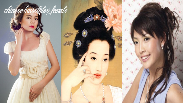 11 best chinese hairstyles for women with pictures | styles at life chinese hairstyles female