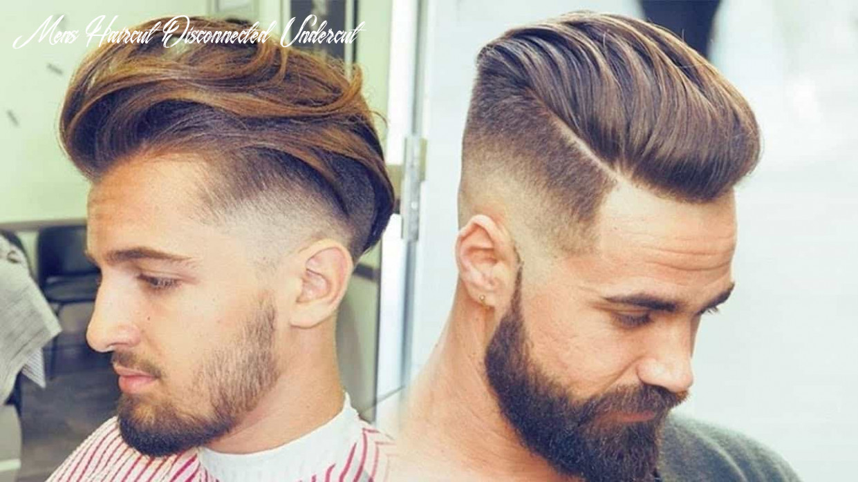 11 Best Disconnected Undercut Hairstyles - Trend in 11