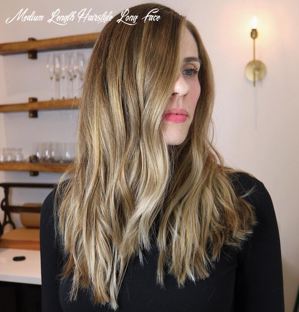 11 best haircuts for long faces in 11 hair adviser medium length hairstyle long face