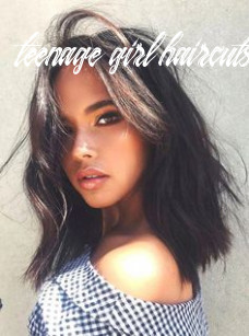 11 best haircuts for teenage girls images in 11 | long hair