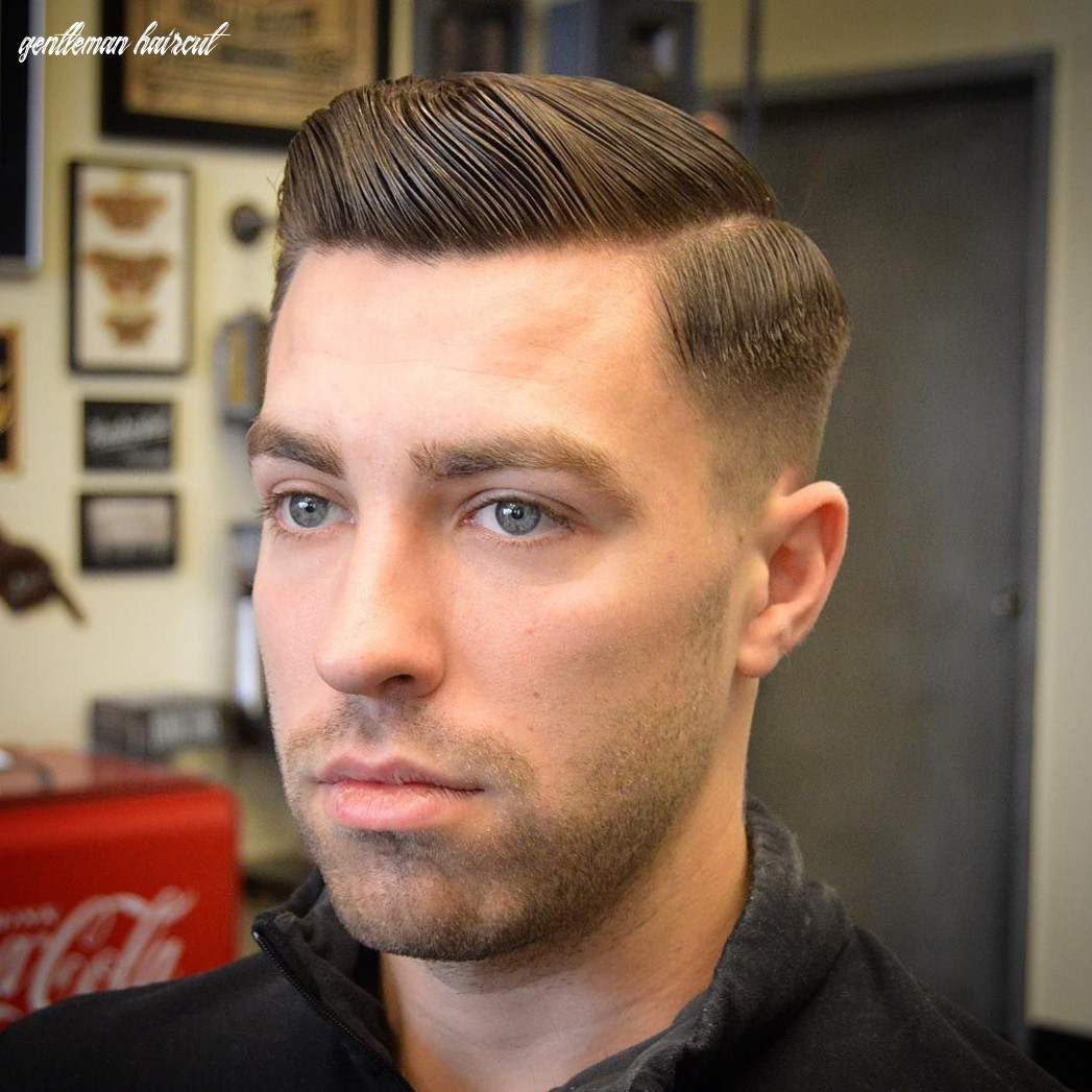 11 best hairstyle for men the gentleman haircut | mens