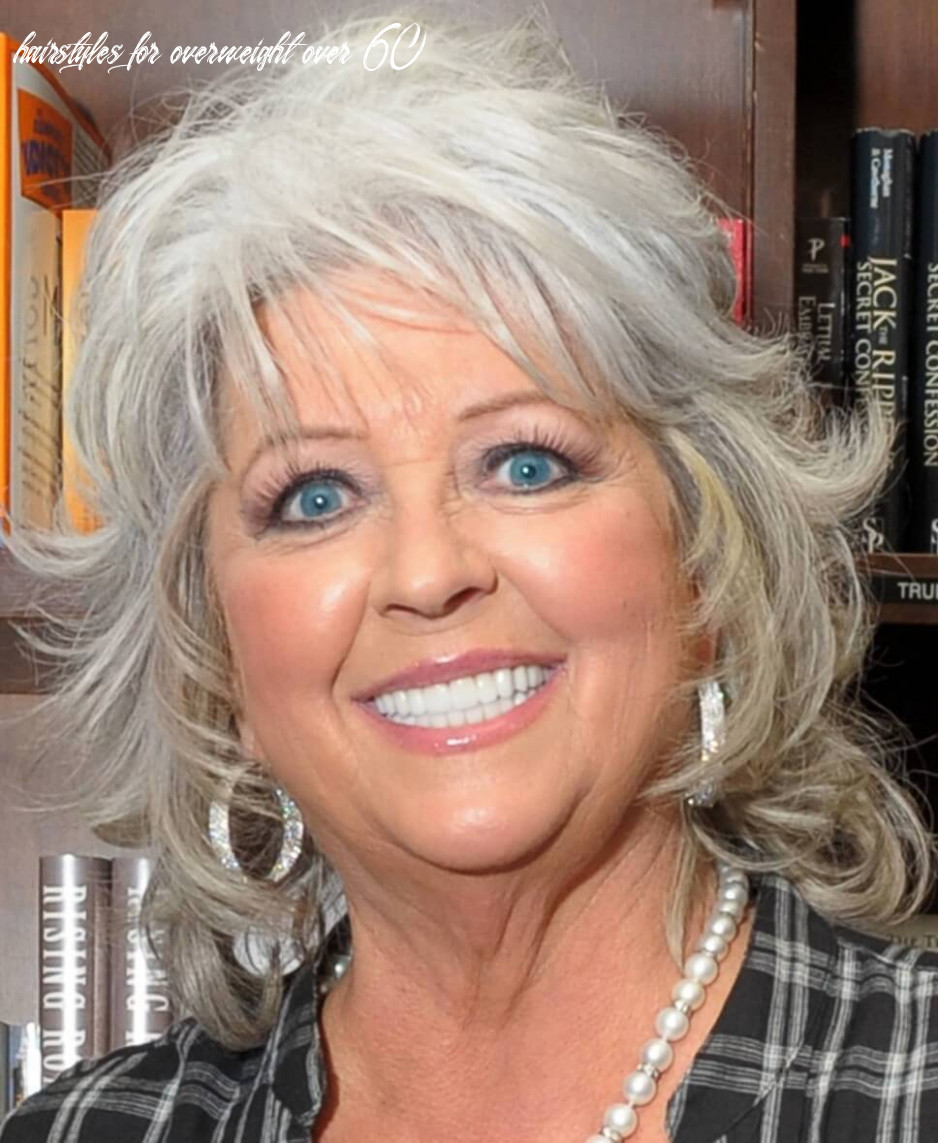 11 best hairstyles for overweight women over 11 hairstyles for overweight over 60