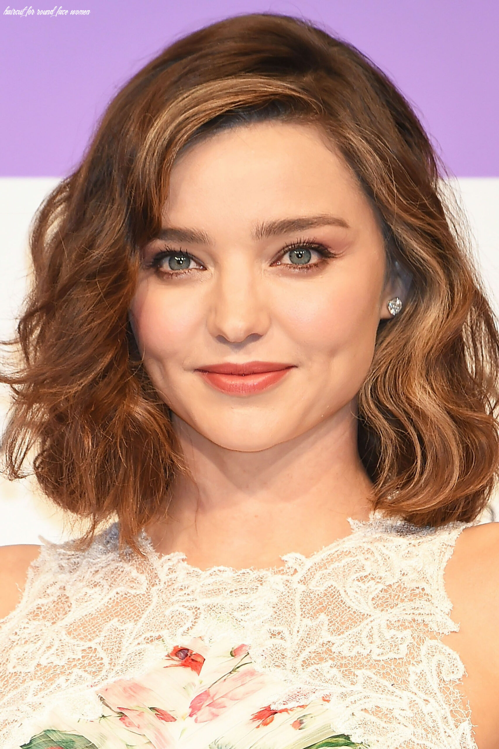 11 best hairstyles for round faces in 11 easy haircut ideas