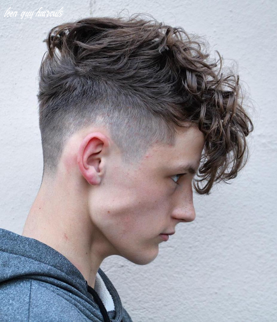 11 best hairstyles for teenage boys the ultimate guide 11 teen guy haircuts