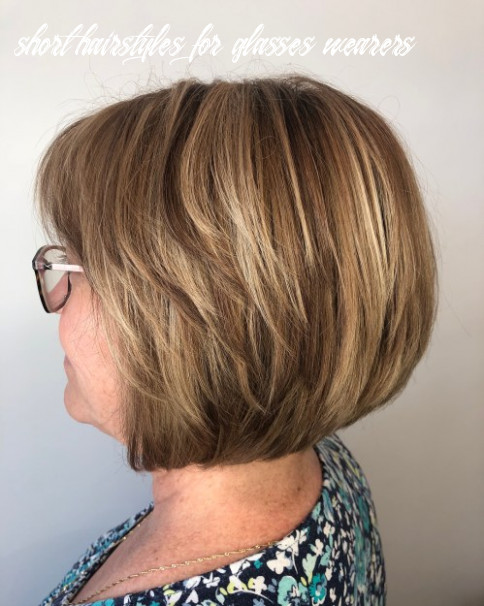 11 best hairstyles for women over 11 with glasses short hairstyles for glasses wearers