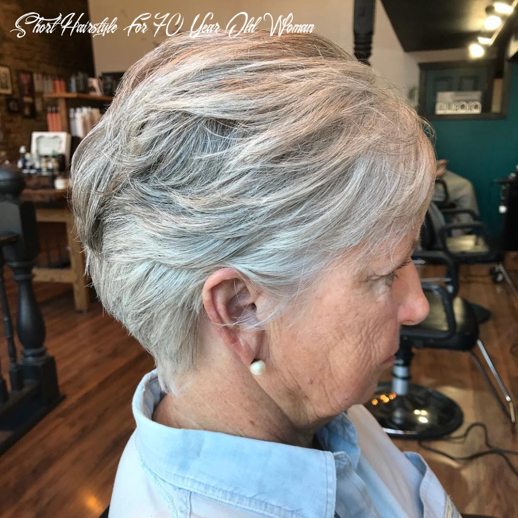 11 best looking hairstyles for women over 11 hair adviser short hairstyle for 70 year old woman