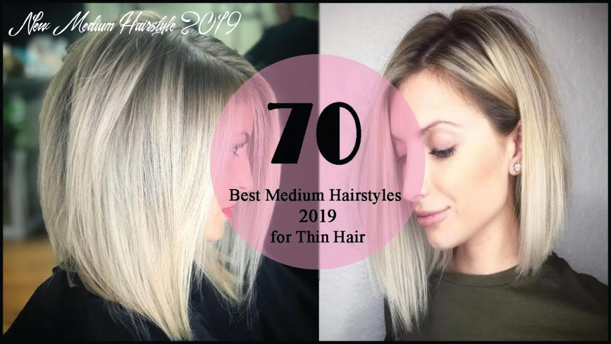 11 best medium hairstyles for thin hair 11 hairstyle trends new medium hairstyle 2019