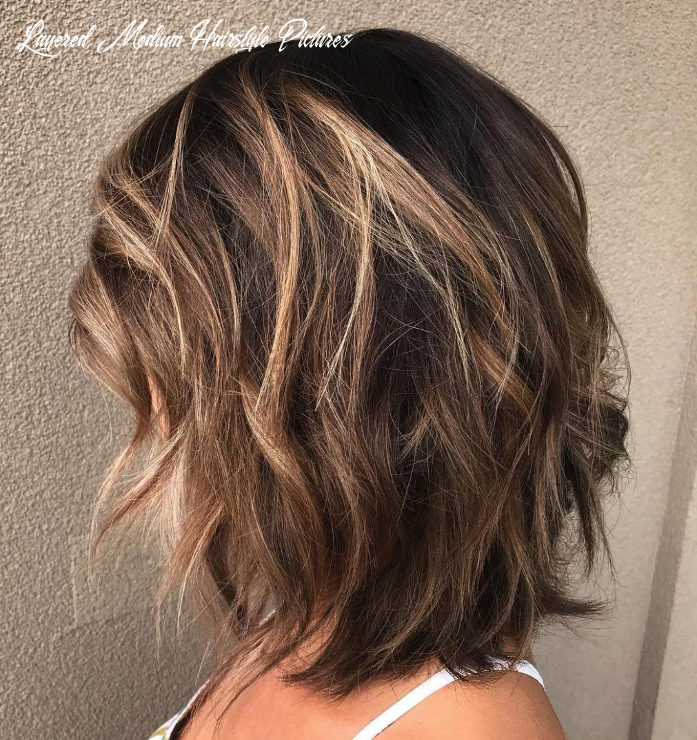 11 best medium length layered haircuts in 11 hair adviser layered medium hairstyle pictures