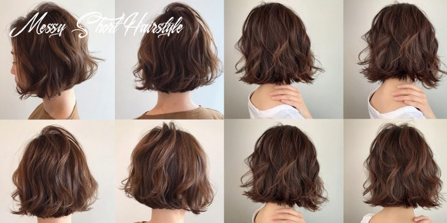 11 best messy short hairstyles japanese howlifestyles messy short hairstyle